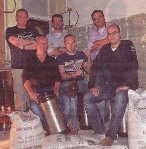 De Leidse brouwers anno 2015.